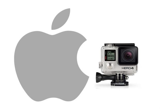 Apple и GoPro