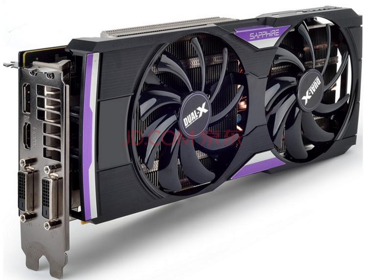Sapphire Radeon R9 390 4 GB Dual-X OC