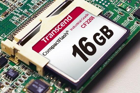 Компания выпускает и аналогичные карты в формате CompactFlash