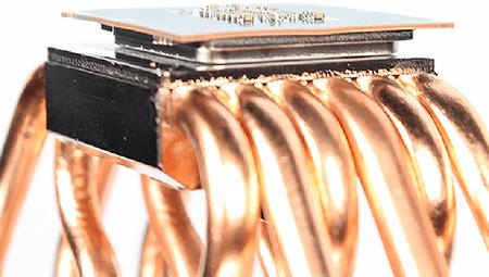 Изгиб действительно возможен и он может оказаться губительным для процессора