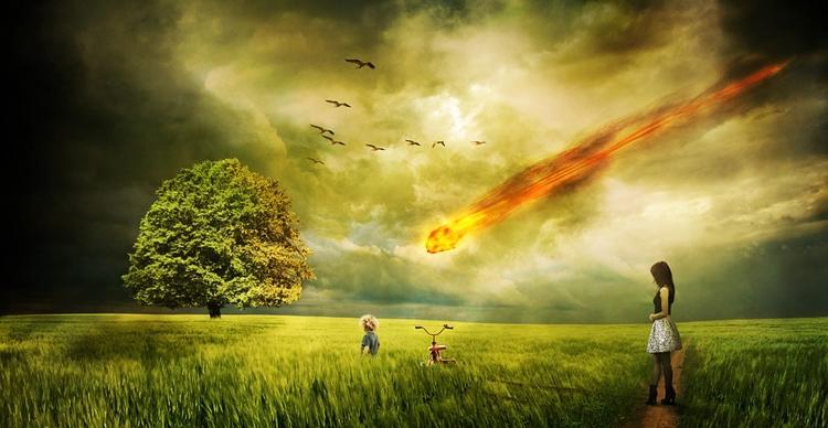 Такой сценарий в случае астероида 2015 YB невозможен