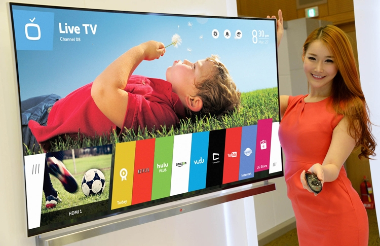 LG завершила разработку платформы webOS 3.0 для «умных» телевизоров