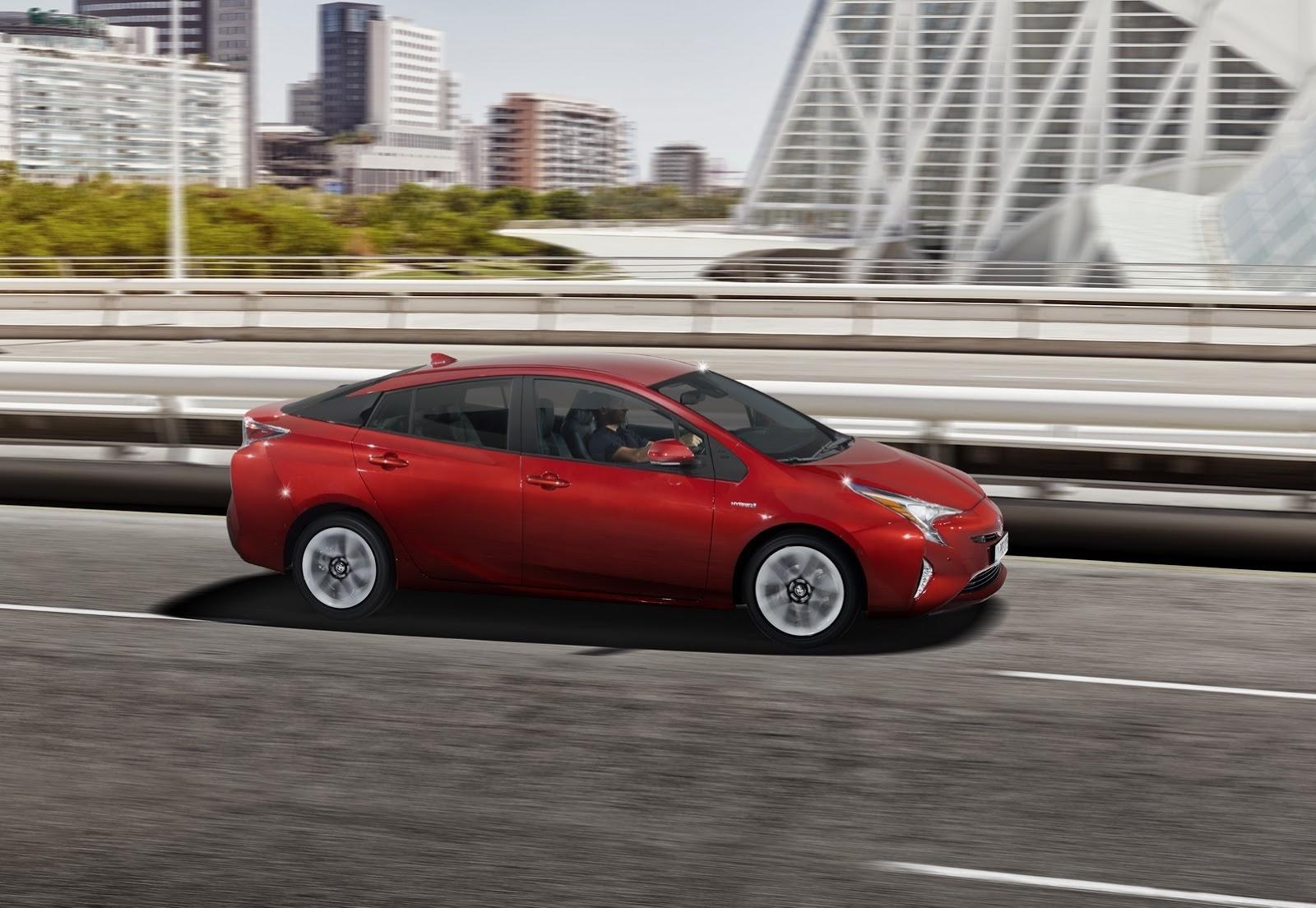 Toyota Приус гибрид обзор #10