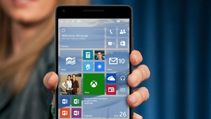 Виндоус 10 Mobile
