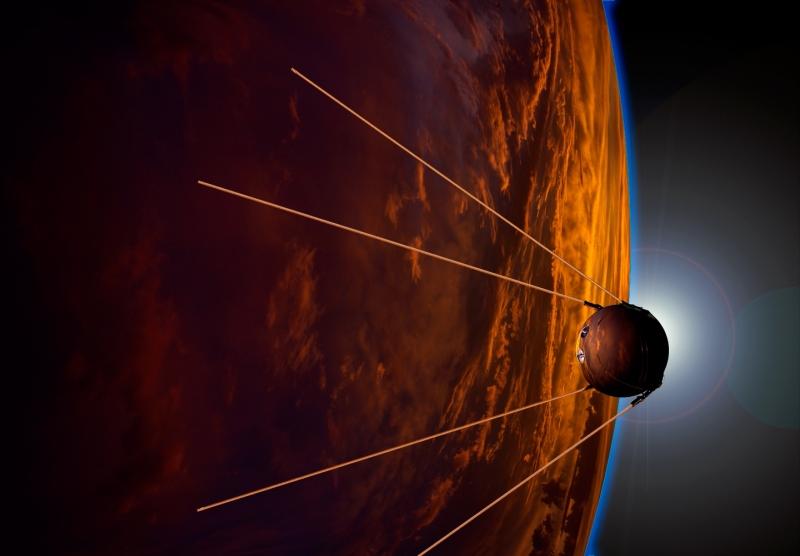 После запуска Первого спутника Америке необходимо было вернуть статус технологической сверхдержавы