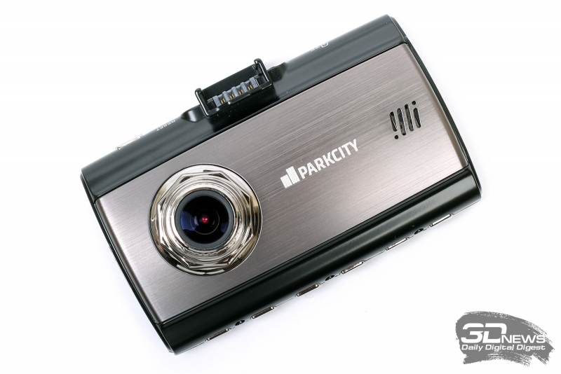 PARKCITY DVR HD 750 – задняя панель