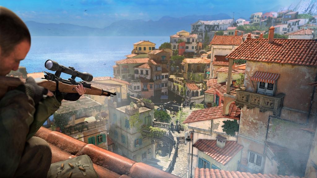 скачать игру снайпер элит 4 на ноутбук - фото 8