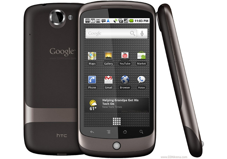 HTC Nexus One (2010 год)