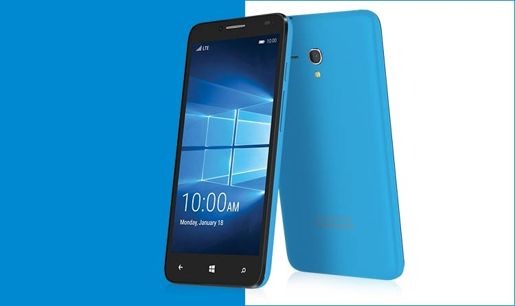 Windows-смартфон Alcatel OneTouch Fierce XL