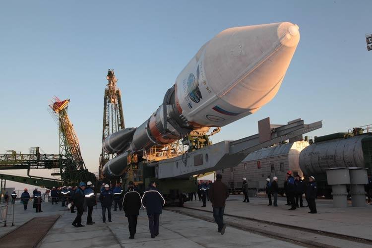 Спутник «Ресурс-П» с нераскрытой солнечной батареей выведен на рабочую орбиту