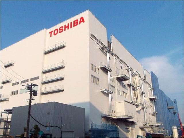 Завод Toshiba Fab 2 в Йоккаити (Toshiba)