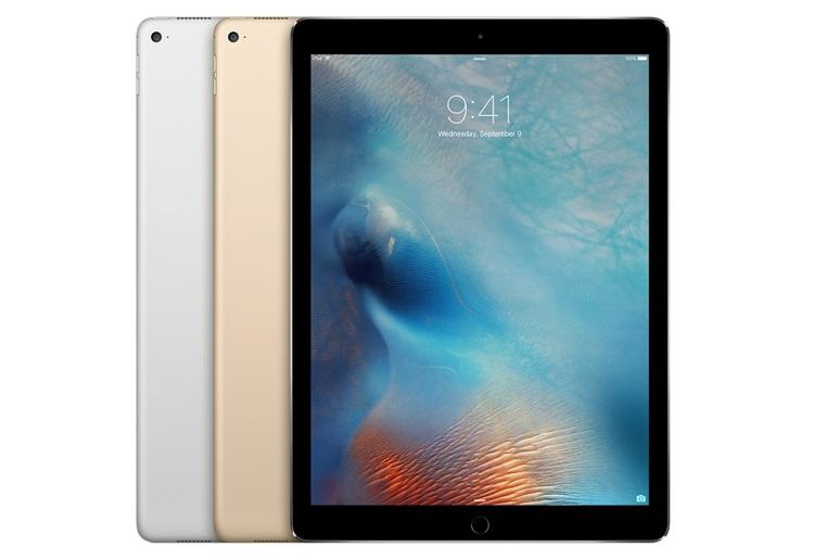 Пока что под маркой iPad Pro компания Apple предлагает лишь одну модель с диагональю 12,9