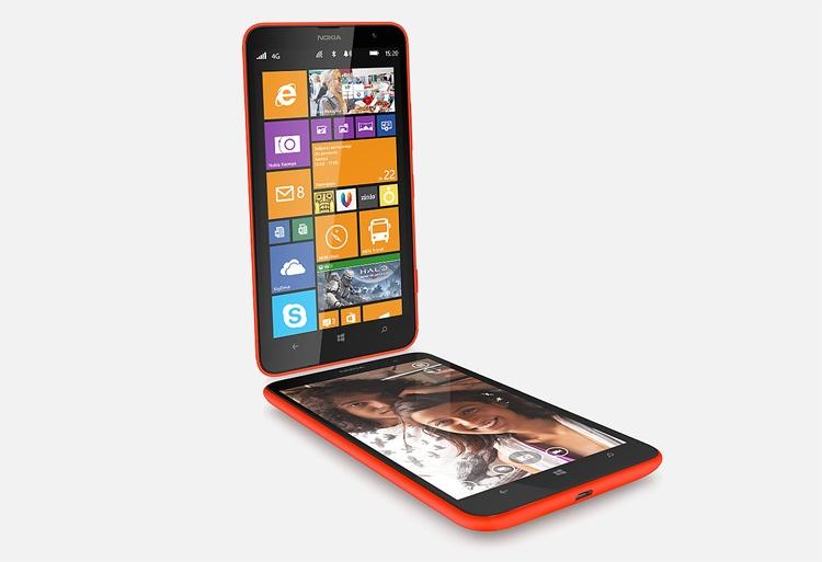 Nokia Lumia 1320 - один из тех, кому не достанется обновление до Windows 10 Mobile