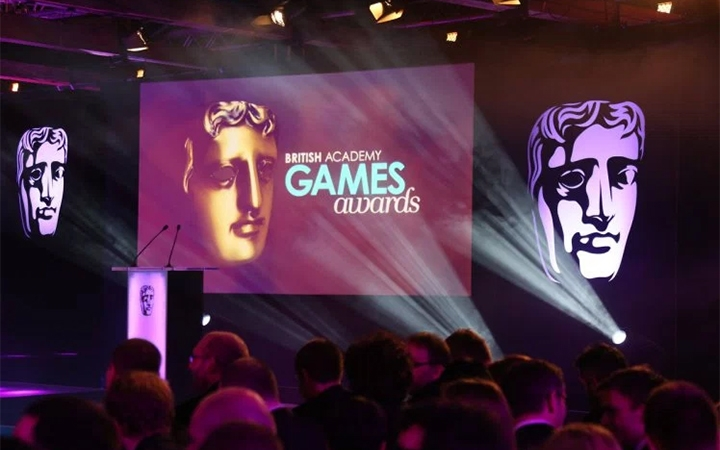 British Academy Games Awards 2015. Фото ww.metro.co.uk