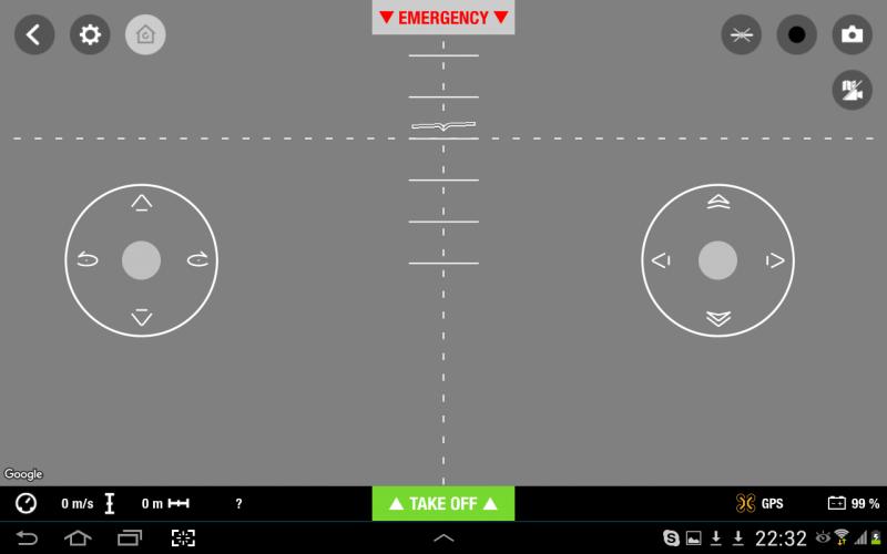 Упрощённый режим пилотирования Joypad
