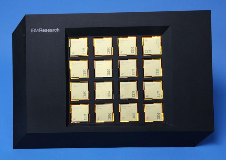 16-ядерная система на «когнитивных» микропроцессорах IBM TrueNorth, реализованная Ливермольской корпорации