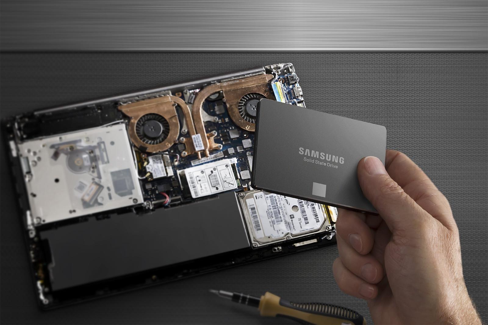Samsung ssd 750 evo 120gb драйвер