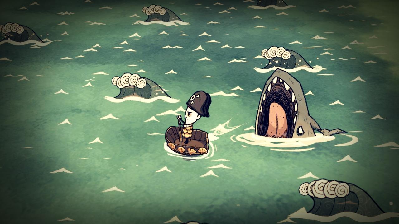 Как сделать в don t starve shipwrecked фото 373