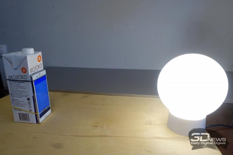 Чем измерить силу света