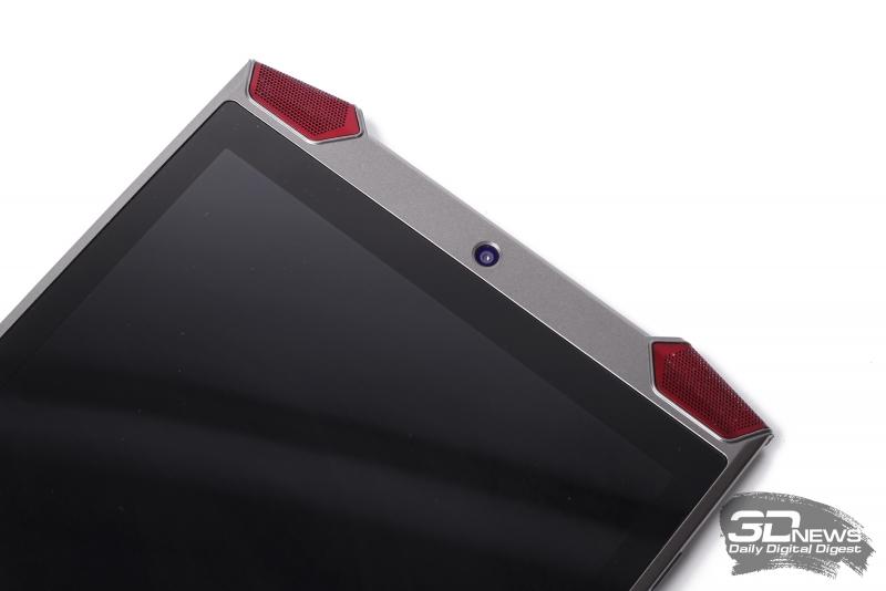 Acer Predator 8 – передняя камера