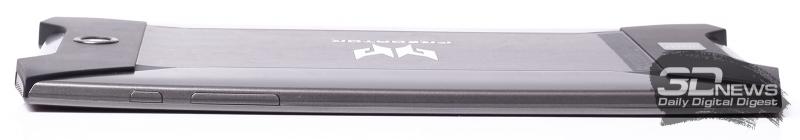 Acer Predator 8 – вид сбоку