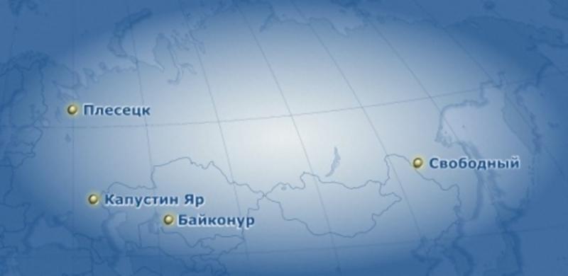 Существующие космодромы не полностью подходили для выполнения всех аспектов российской космической программы