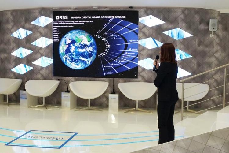 «Российские космические системы»