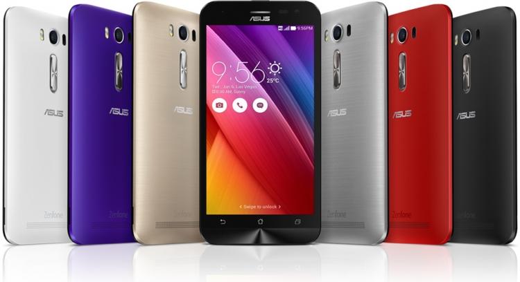 ASUS ZenPhone 2. Возможно, последний из могикан на базе Intel Atom