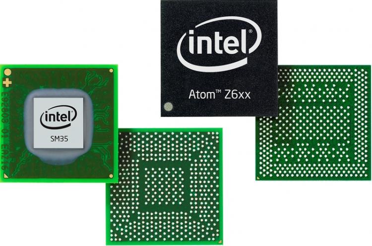 Intel Atom второго поколения поколения