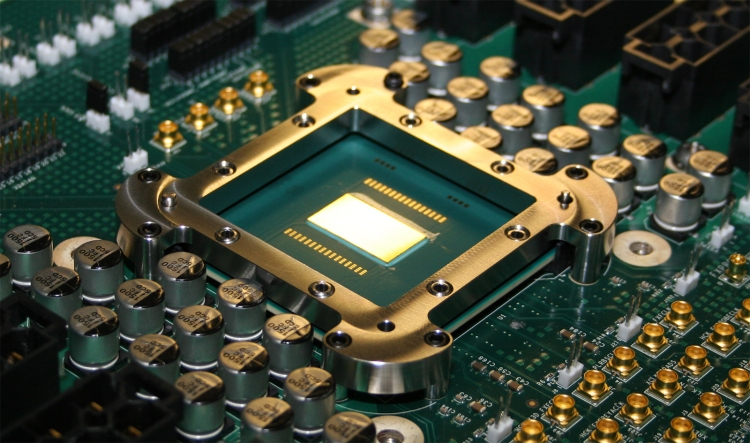 Экспериментальный процессор Intel