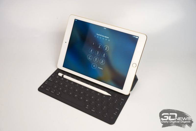 Обзор планшетаAppleiPadPro 9,7'': маленький большой / Планшеты