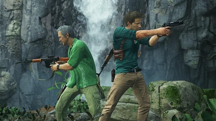 скачать игру Uncharted 4 через торрент на Pc на русском через торрент - фото 10