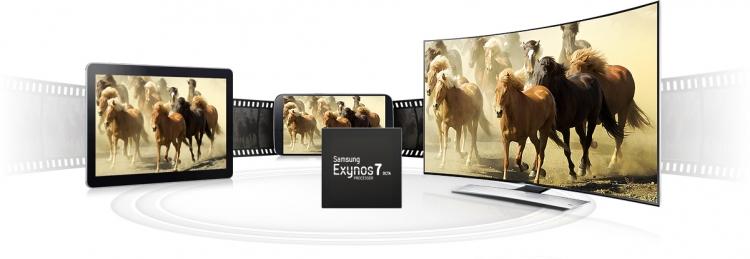 Samsung Exynos: Микросхема для всех видов устройств