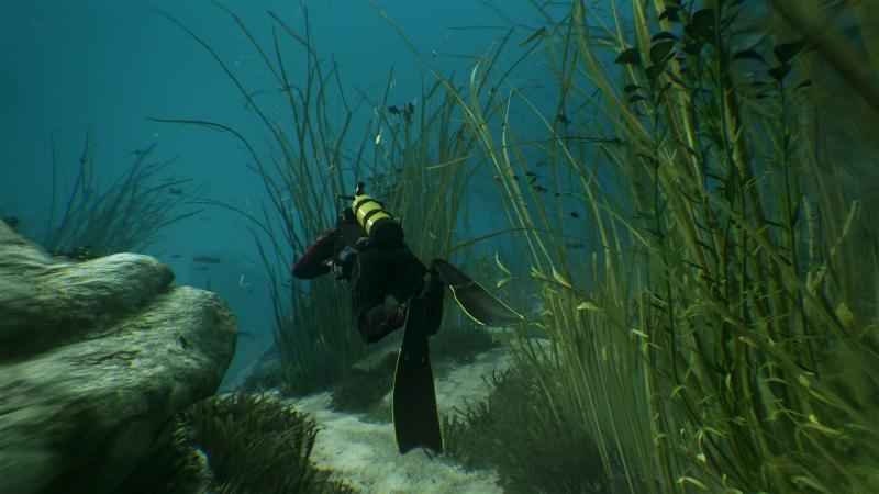 В новой Uncharted предстоит исследовать потрясающе красивые морские глубины
