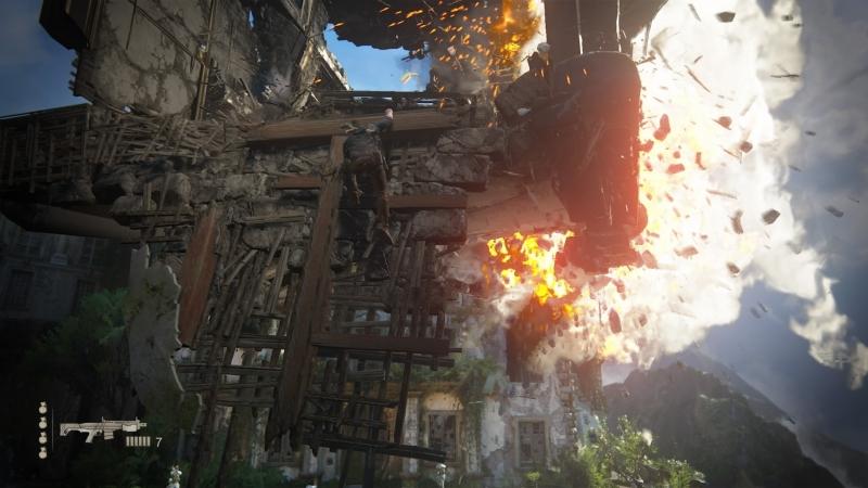 За такие моменты мы и любим Uncharted