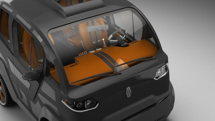 концепт кар автомобиля марки е российского производства