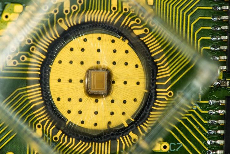 Рабочий протип памяти PCM с записью трёх бит в одну ячейку (IBM)