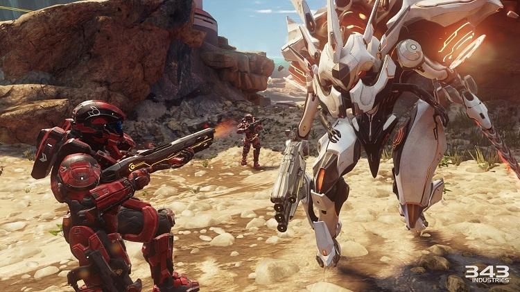 скачать игру Halo 5 на пк - фото 11