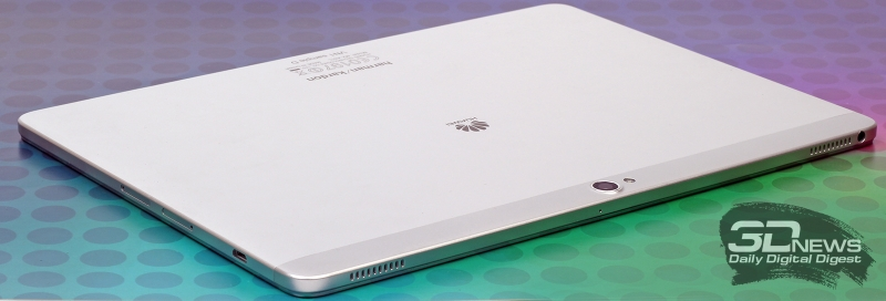 Huawei MediaPad M2 10.0 LTE Premium Edition – разъемы для карточек