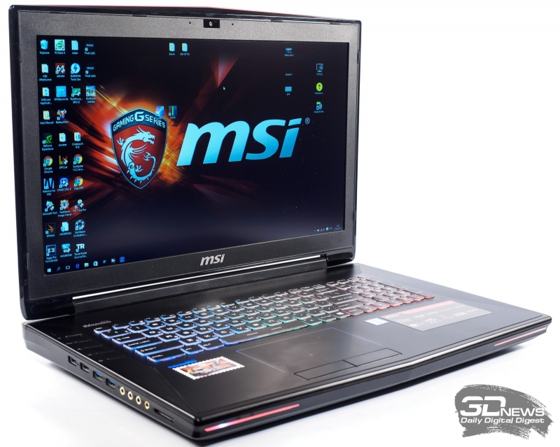 Drivers Update: MSI GT72 Dominator Synaptics Touchpad