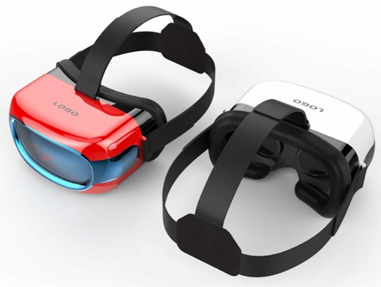 Очки виртуальной реальности все в одном квадрокоптер в рюкзаке