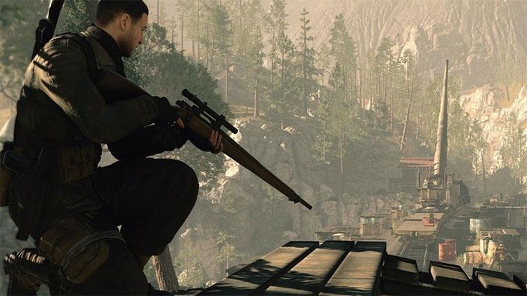 элитный снайпер 3 игра 2016 год скачать торрент на русском - фото 7