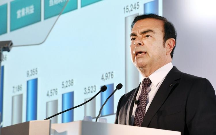 Карлос Гон — президент и генеральный директор компаний Renault и Nissan