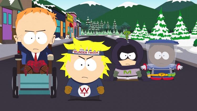 Изучение новой South Park за парня и девушку будут «заметно» различаться