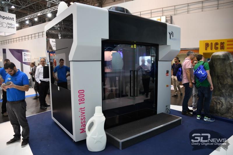 3D-принтер Massivit 1800