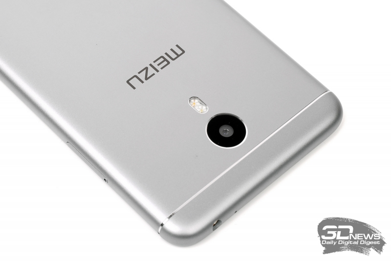 Meizu M3 Note – основная камера