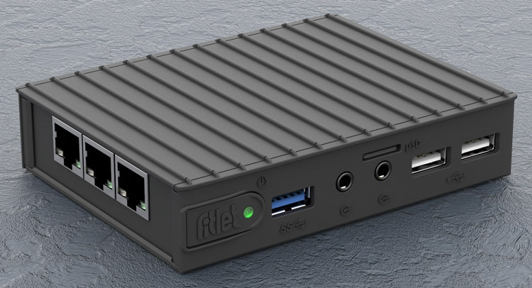 fitlet-RM-XA10 LAN