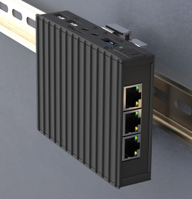 Compulab fitlet-RM-XA10 LAN