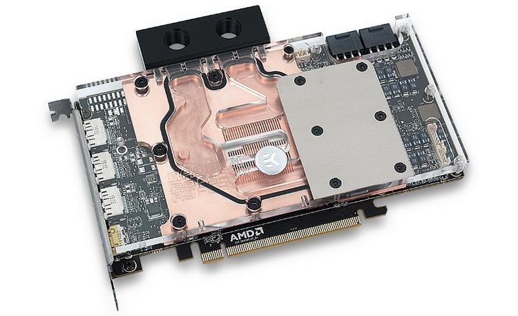 Для сравнения: аналогичная модель для Radeon R9 Fury X
