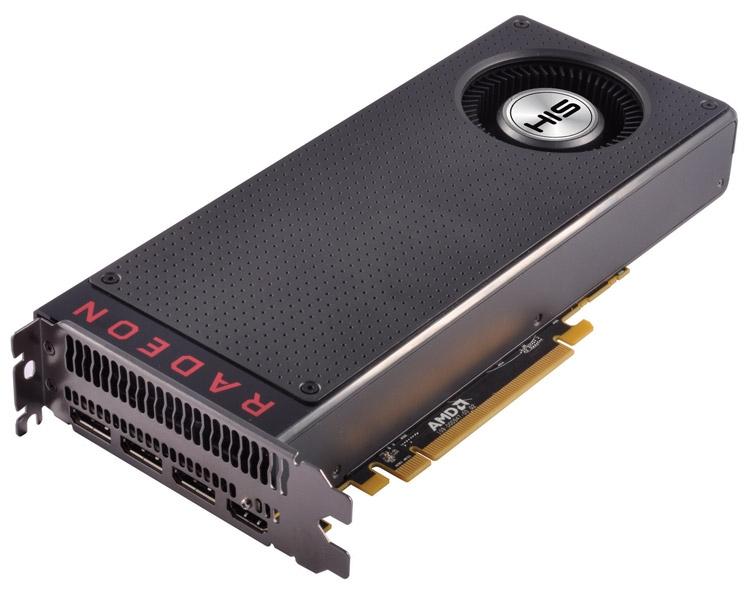 HIS Radeon RX 480